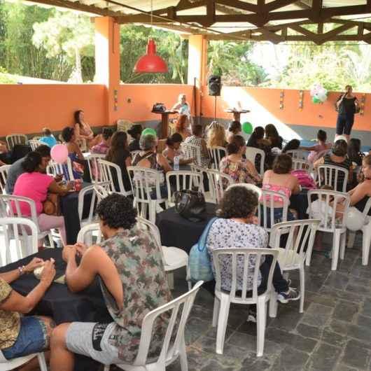 Equipe do CIAM promove confraternização pelo Dia das Mães