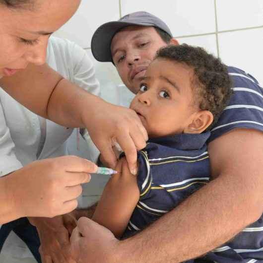 Campanha de vacinação contra Influenza (gripe) continua em maio