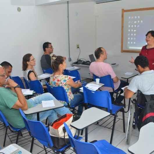 Mais 70 servidores da Prefeitura de Caraguatatuba concluem três cursos de capacitação em uma semana