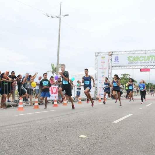 Inscrições para a 2ª etapa do Circuito Caraguá Corrida de Rua começam nesta segunda-feira (27/05) em troca de café