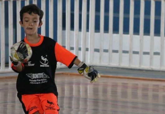 Caraguatatuba divulga tabela de resultados da VII Copa Gatorade de futsal- Categoria de base 2019