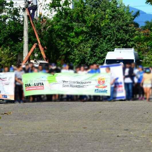Caraguatatuba realiza Caminhada em menção a Luta Antimanicomial nesta terça-feira (28/05)