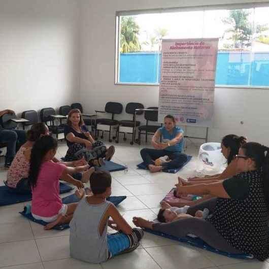 Núcleo de Atendimento Social do Morro do Algodão promove várias atividades na Semana de Combate à Violência Infantil