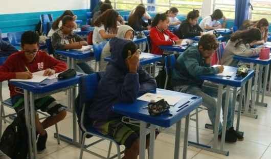 Caraguatatuba participa da 1ª fase da OBMEP com mais de 4 mil alunos