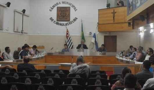 Câmara finaliza audiências dos projetos da Guarda Civil e LDO de 2020 de Caraguatatuba