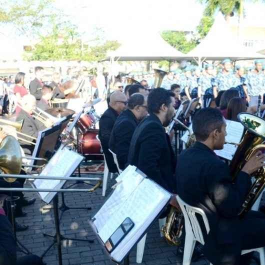 Banda Municipal Carlos Gomes apresenta 'Cardápio Musical' no sábado