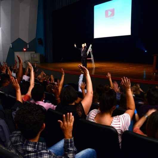 """Palestra """"A Arte da Excelência Profissional"""" para servidores da Prefeitura de Caraguatatuba é na terça-feira (25)"""