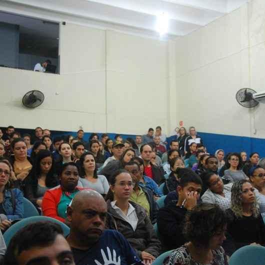 Prefeitura de Caraguatatuba reúne 115 funcionários na 1ª Integração de Novos Servidores de 2019