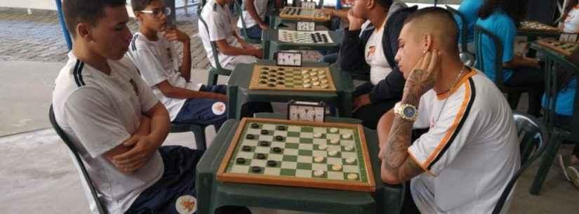 Equipe de damas de Caraguatatuba conquista vaga na fase final dos Jogos Escolares do Estado de São Paulo
