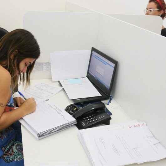 Inscrições do processo seletivo para estagiários da Prefeitura de Caraguatatuba terminam na quarta-feira (19/06)