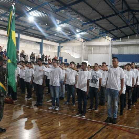 Jovens de Caraguatatuba que completam 18 anos em 2019 devem se alistar no serviço militar até dia 28