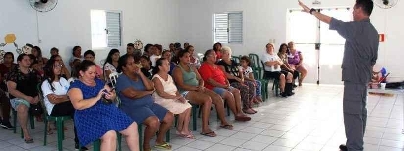 Moradores do Residencial Getuba podem participar de diversas palestras até sexta-feira (28/06)