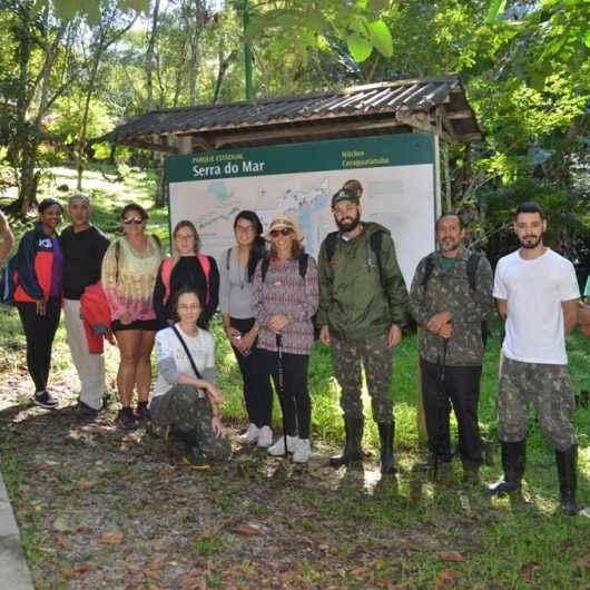 Trilha da Esmeralda encerra parte das atividades promovidas na Semana do Meio Ambiente