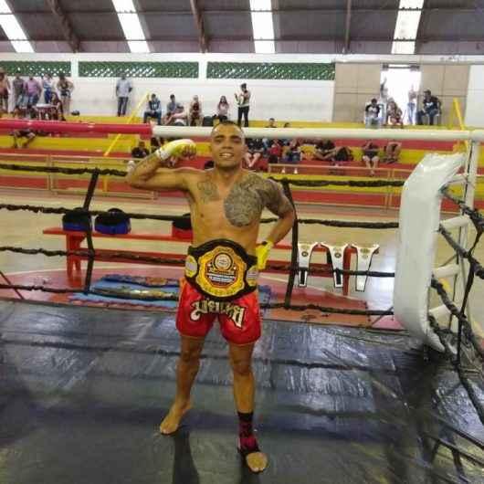 Atletas de Caraguatatuba são destaque no Campeonato Paulista de Kickboxing