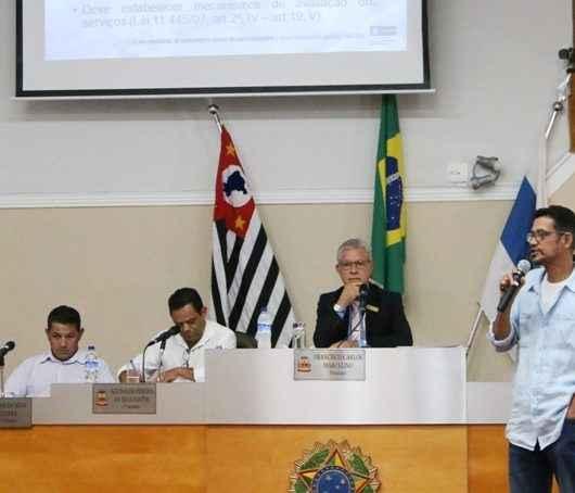 Prefeitura de Caraguatatuba realiza audiências públicas para tratar do convênio e contrato com a SABESP