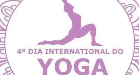 Dia Internacional da Yoga é celebrado com diversas atrações