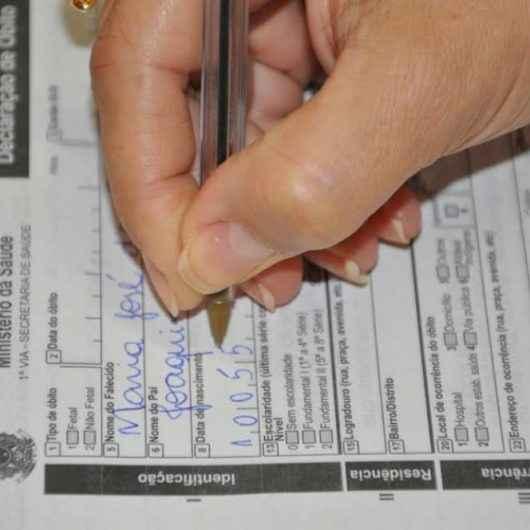 Em Caraguatatuba, médicos  farão treinamento para preenchimento de declaração de óbito