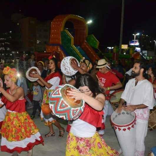 Mês de agosto tem programação especial de Folclore em Caraguatatuba