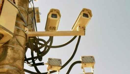 Câmeras faciais e para identificação de veículos roubados continuam em fase de testes em Caraguatatuba