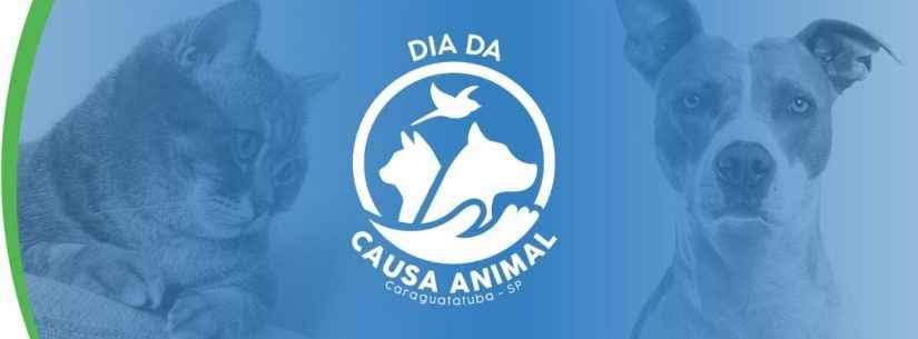 Prefeitura de Caraguatatuba celebra o Dia da Causa Animal no domingo (21/07)