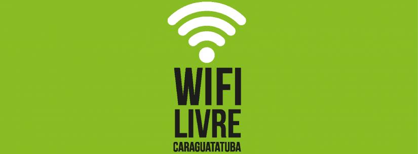 Wi-Fi Livre Caraguatatuba: cidade conta com 20 pontos e 27 mil cadastrados