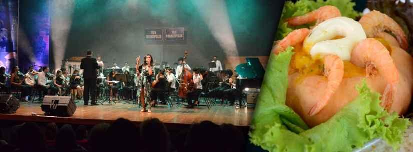 Espetáculo 'Os Sonhos Não Envelhecem', com Orquestra Sinfônica Jovem, abre 22º Festival do Camarão