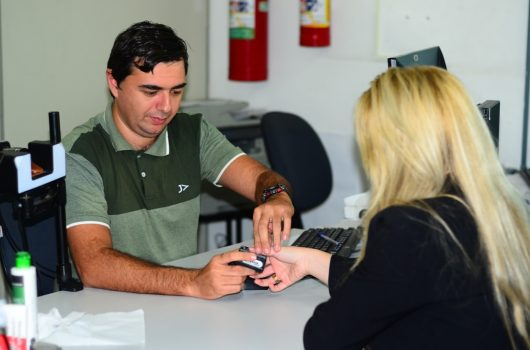 Cartório Eleitoral de Caraguatatuba faz plantão da biometria nesta quarta-feira (20)