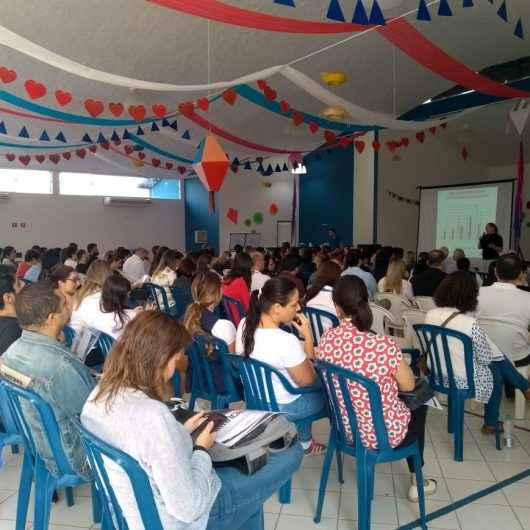 Caraguatatuba promove curso de capacitação sobre sífilis para médicos e enfermeiros do Litoral Norte