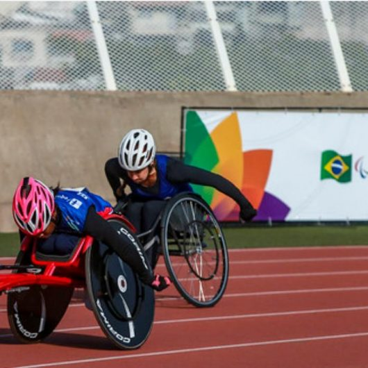 Equipe de atletismo de Caraguatatuba se supera e garante medalhas nas Paralimpíadas Universitárias 2019