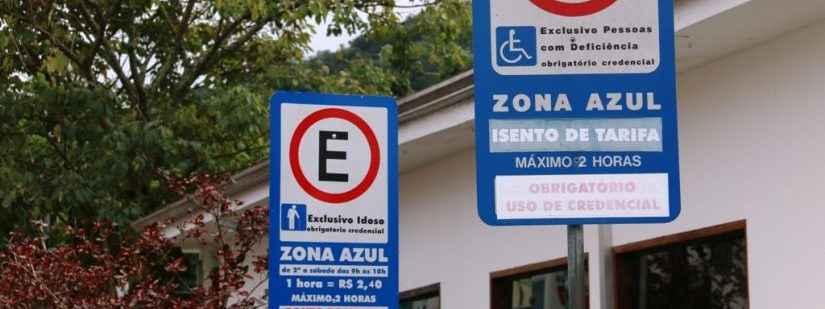 A partir de quinta Zona Azul não estará funcionando em Caraguatatuba