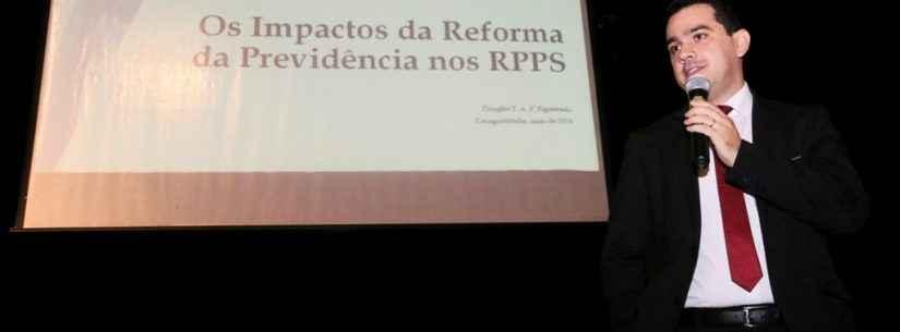 Palestra sobre impacto da reforma previdenciária no funcionalismo público continua com inscrições abertas