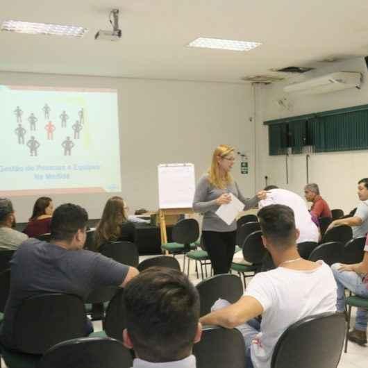 Prefeitura e Sebrae/SP capacitam empreendedores do município em curso de gestão de pessoas