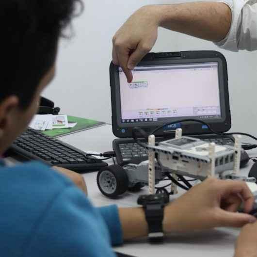 Caraguatatuba amplia projeto de robótica para a educação inclusiva