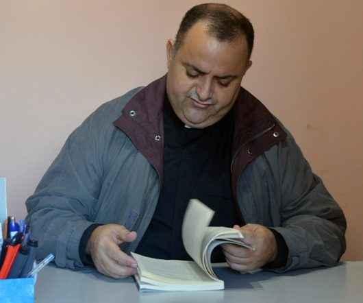 Padre Mauro lança livro inédito com coletânea de poemas, poesias e contos