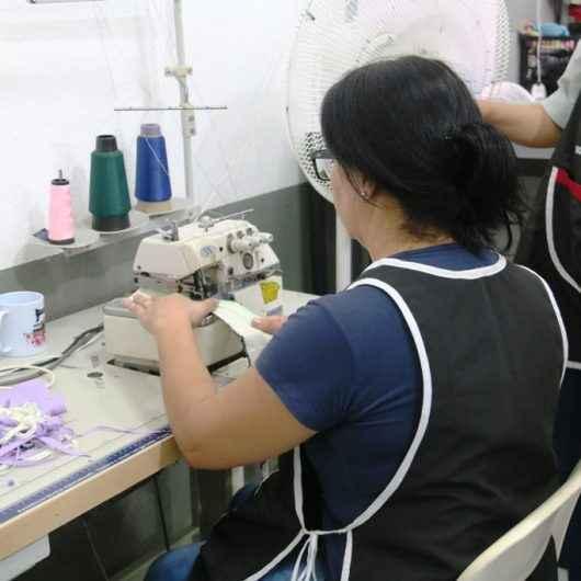 Fundo Social de Caraguatatuba inicia turmas de Iniciação à Costura com 120 participantes