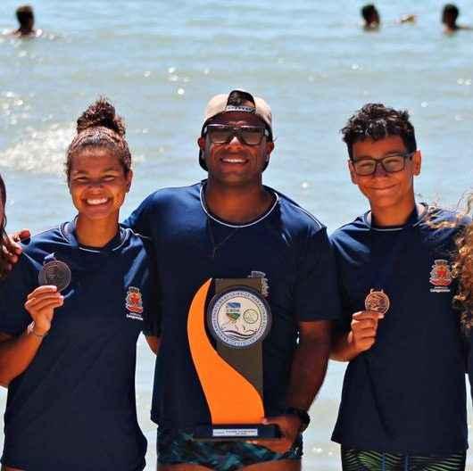 Atletas de Caraguatatuba vencem Circuito Brasileiro de Maratonas Aquáticas