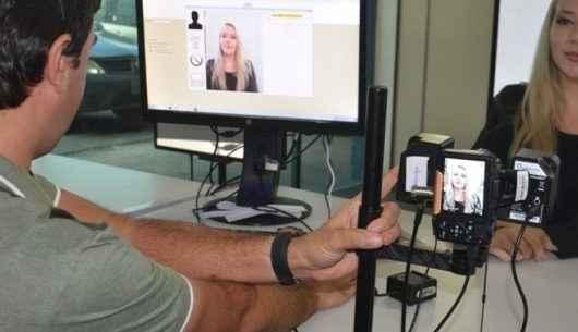 Justiça Eleitoral promove biometria na Prefeitura de Caraguatatuba