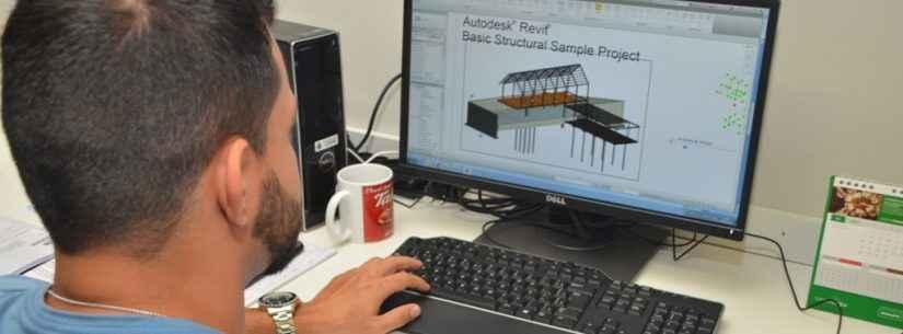 Escola de Governo continua com inscrições dos cursos de Revit e Autocad para servidores da Prefeitura de Caraguatatuba