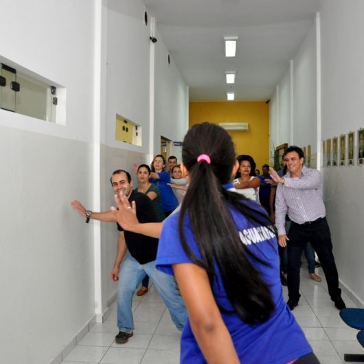 Prefeitura de Caraguatatuba retoma aulas de ginástica laboral na próxima semana