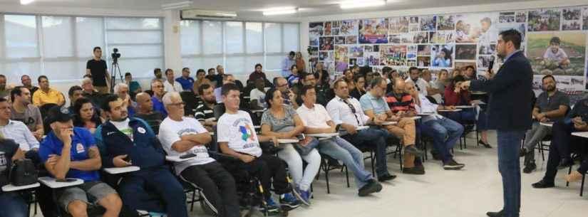 Prefeitura apresenta o Pró-Caraguá, programa que prevê R$ 240 milhões em obras até 2020