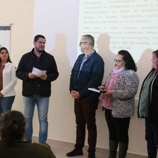Aulas do Curso de Padaria Artesanal para usuários do CAPS II começaram nessa quinta-feira