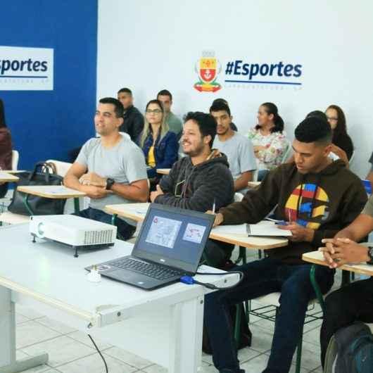 Caraguatatuba inicia curso de eletricista de redes da EDP São Paulo