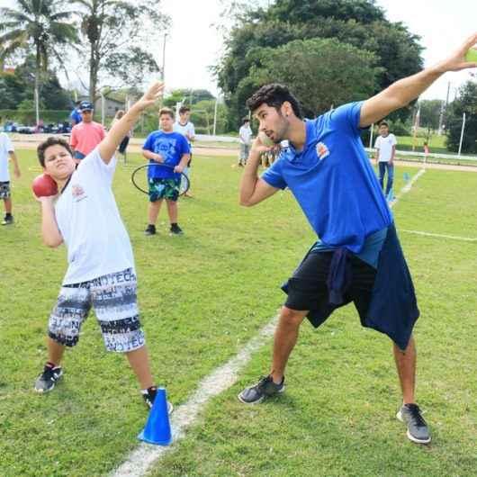Atleta por um dia; alunos aprendem lição de superação com paratletas de Caraguatatuba