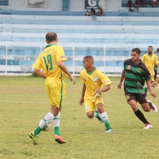 Campeonato de Futebol Amador tem rodadas nesta quarta e quinta-feira