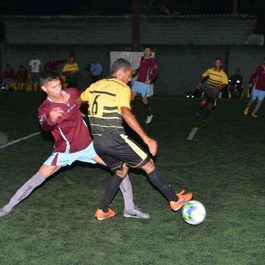 Rio do Ouro recebe 1º Roda do Campeonato Society na próxima segunda-feira