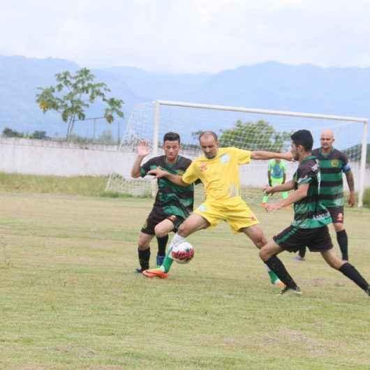 Confira a classificação parcial do Campeonato de Futebol Amador