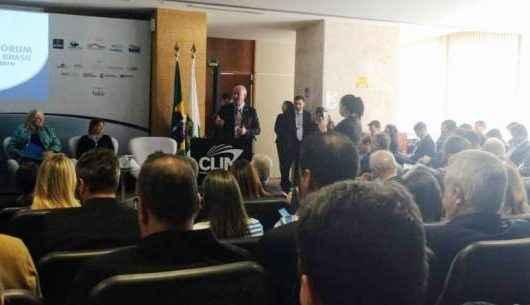 Caraguatatuba participa do Fórum Brasil de Cruzeiros Marítimos