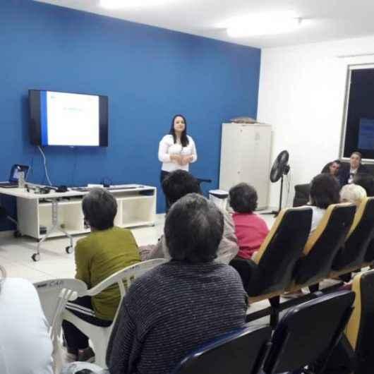 Ciapi apresenta os desafios da deficiência visual e promove atividades de vivência