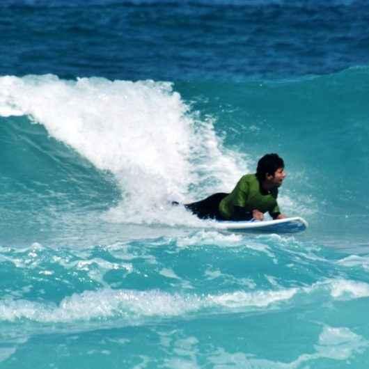 Surf Adaptado garante medalha de bronze para Caraguatatuba em Circuito no Rio de Janeiro