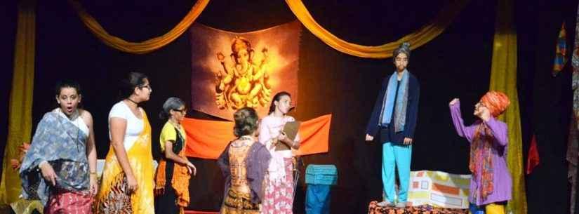 Fundacc e Prefeitura abrem inscrições para 12º Festival Estudantil de Teatro